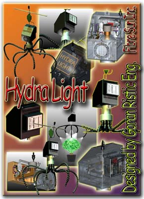 MORE ABOUT HYDRA LIGHT SYSTEM